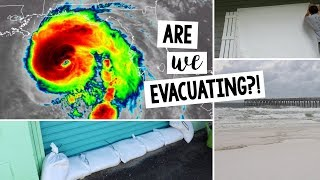 PREPARING FOR HURRICANE MICHAEL | The Nichols' Nook