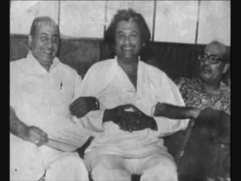 Manna Dey Mohd. Rafi and Kishore Kumar  -  ** Very Very Rare...