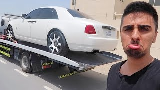 THEY TOOK MY CAR ...