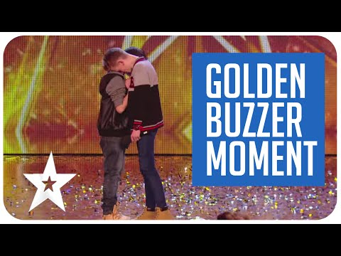 Simon Cowell chooses his golden buzzer winning performance on Britain's Got Talent