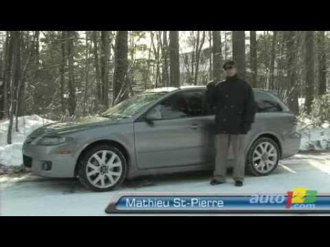 Mazda 6 Wagon 2009. 2006 Mazda6 Wagon Review by