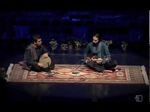 The Art Of Improvisiation - Pouyan biglar - TAR , Sina Khoshk Bijari - Tombak
