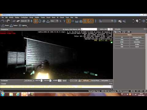 Projeto Slender CryEngine 3