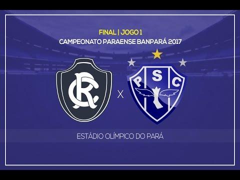 BANPARAZÃO 2017 - PAYSANDU 1X1 REMO - 30/04/2017 thumbnail