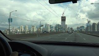 Vancouver House Drive by on Granville Bridge