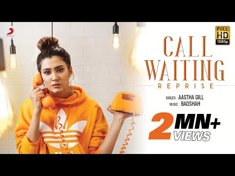 Aastha Gill - Call Waiting Reprise | Badshah | Album ONE