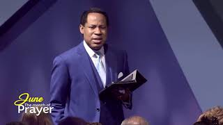 June 2018: Month of Prayer 01 video by Pastor Chris