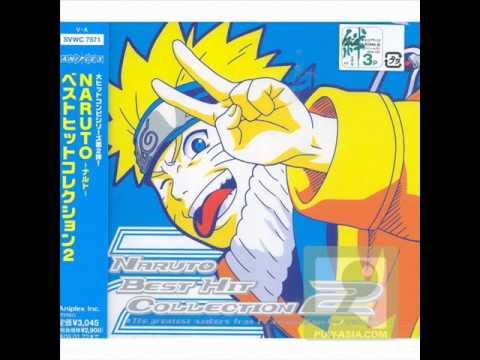 Naruto Best Hit Collection II Track 5 'Hajimete Kimi to Shabetta'