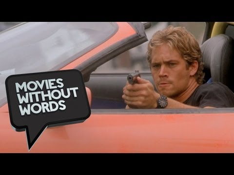The Fast And The Furious - Movies Without Words (2001) - Vin Diesel Movie Hd video