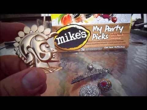 Video Games Gold Jewelry DVDs CDs +. Flea Market Garage Yard Estate Sale Finds Pick-Ups - 5/14/16