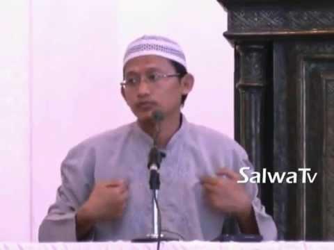 Meraih Ampunan Allah Dibulan Ramadhan - Ustadz Badrusalam,Lc
