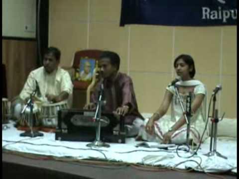 Mara Ghat Ma - Shrinathji Bhajan - By Nikita Daharwal video