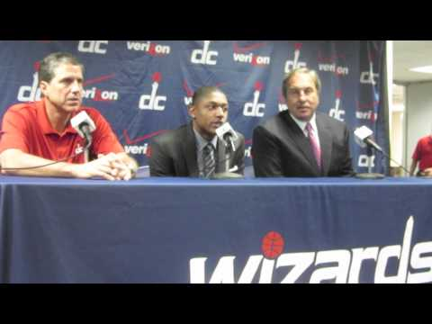 Bradley Beal Press Conference with the Washington Wizards Part 2