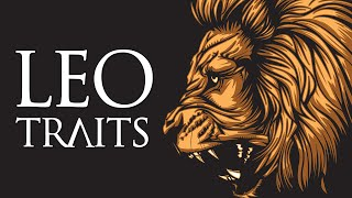 Leo Personality Traits (Leo Traits and Characteristics)