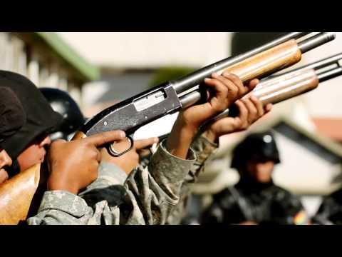 Aniversario De La Polic�a Boliviana