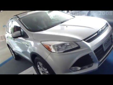 2014 Ford Escape EcoBoost 2014 video review Caracteristicas venta versión Colombia