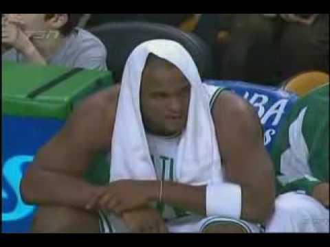 Exclusive: Glen Davis Cries after Garnett Yells At Him Video