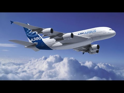 Airbus A380 Richard Hammond's Engineering Connections HD
