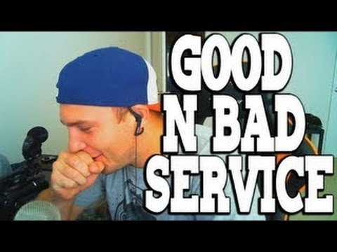 Good & Bad Customer Service (Chuck-E-Cheese, Car Salesman, Walmart)