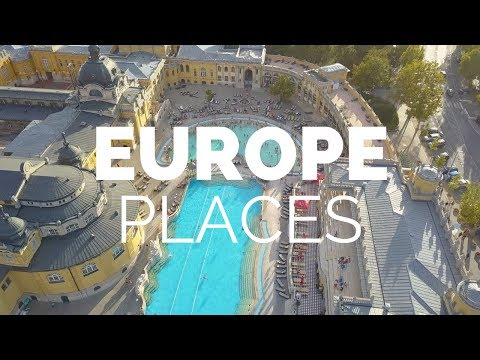 Download 25 Best Places to Visit in Europe - Travel Europe Mp4 baru