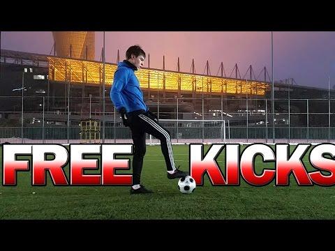 Тренировка ШТРАФНЫХ УДАРОВ| Free Kicks training