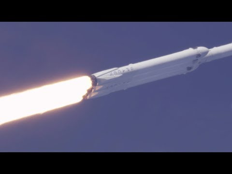 How do SpaceX get these amazing camera shots?