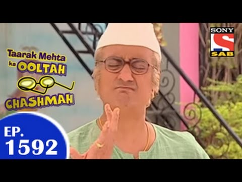 Taarak Mehta Ka Ooltah Chashmah - तारक मेहता - Episode 1592 - 23rd January 2015 video