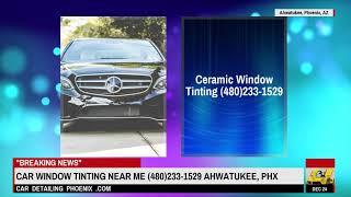 Car Window Tinting Near Me (480)233-1529 Ahwatukee, Phoenix