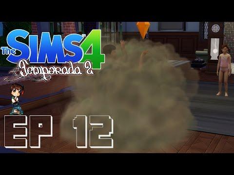 Los Sims 4 - Temp 2 EP 12 - Haciendo Maldades!!