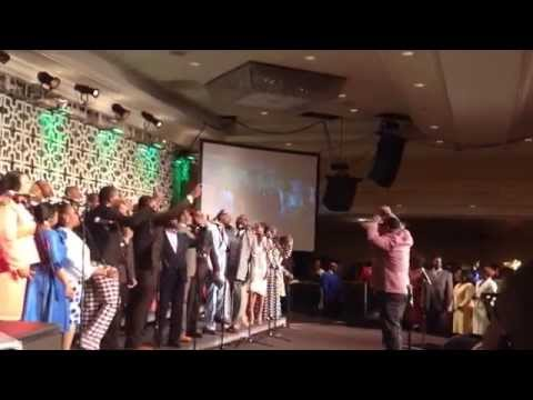 Love Fellowship Tabernacle Church Choir - Jesus Is My Help