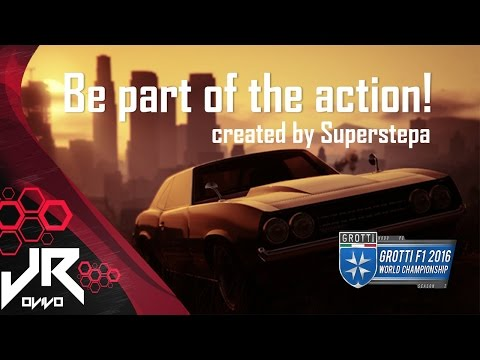 """GTA V 2016 Grotti F1 World Championship - """"Be part of the action!"""" by Superstepa [HD]"""