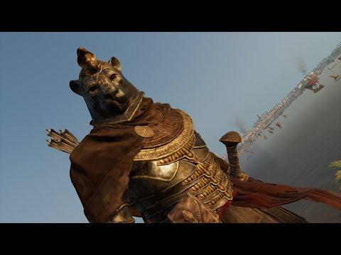 Assassins Creed Origins 021 | Tempelkampf |