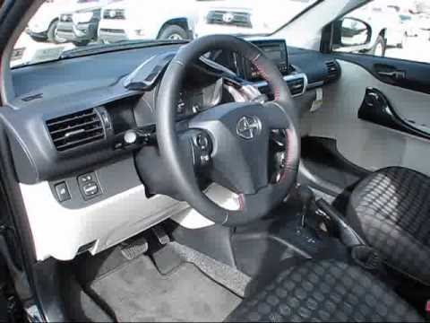 2012 Scion iQ Start Up, Exterior/ Interior Review