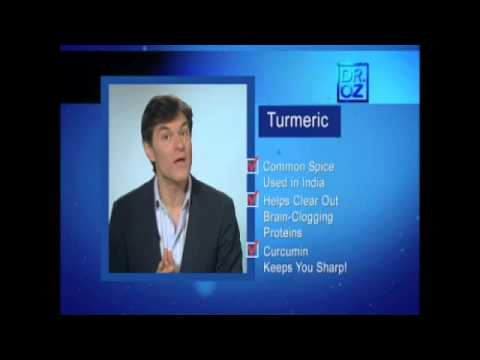 The Dr. Oz Show: 1 Minute to Better Health Turmeric