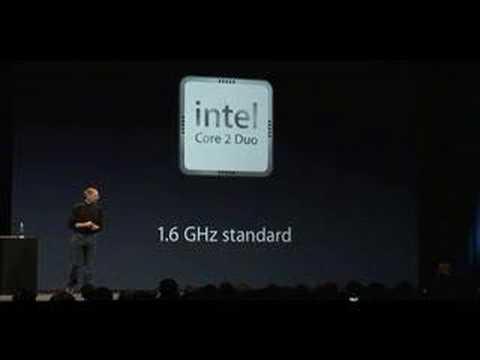 Wired @ Macworld 2008: MacBook Air. Jobs. Movie Rentals...
