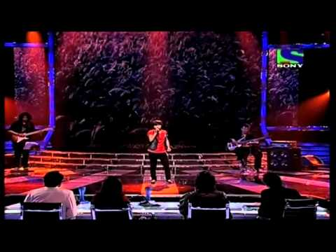 Seema Jhas power medley of evergreen melodies- X Factor India...