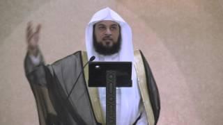 الصفويون وعبادة الله | د. محمد العريفي
