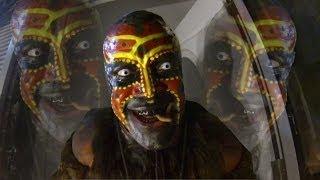 "The Boogeyman terrifies trick-or-treaters - ""I'm comin' to getcha!"""