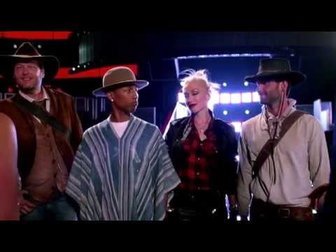 The Voice Season 7 Trailer: The Good, The Bad, The Ugly & Gwen Stefani