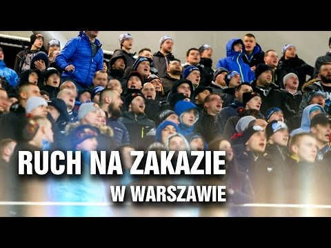 DOPING RUCHU NA ZAKAZIE W WARSZAWIE! (28.02.2016 R.)
