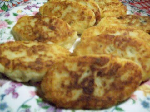 Картофельные зразы с мясной начинкой и  грибами.