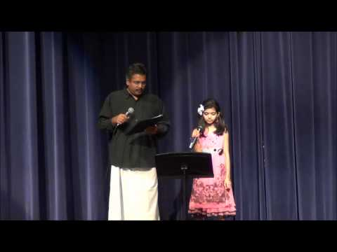 Nwa Onam 2012 - vennila Chandana Kinnam Song - Ajay & Neha video
