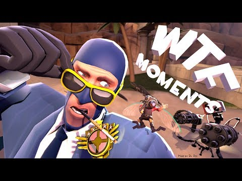 TF2 WTF Moments - Pyro in the Sky!