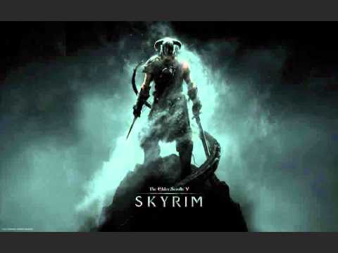TES5 Skyrim Metal Music