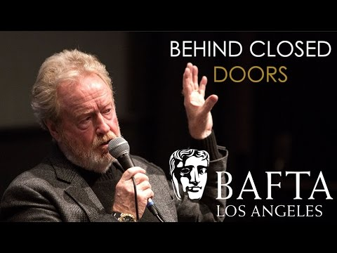 Sir Ridley Scott on His Favorite Movies - BAFTA LA Behind Closed Doors