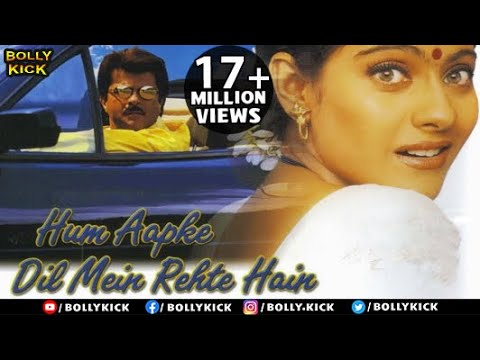 Hindi Movies Full Movie | Hum Aaapke Dil Mein Rehte Hain | Anil Kapoor | Kajol | Romantic Movies
