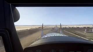 Redbull air race the game Première fois sur le cir