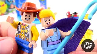 LEGO Toy Story: Buzz & Woody's Carnival Mania! 10770 - Let's Build!