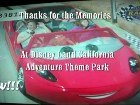 Radiator Springs Racers Cars
