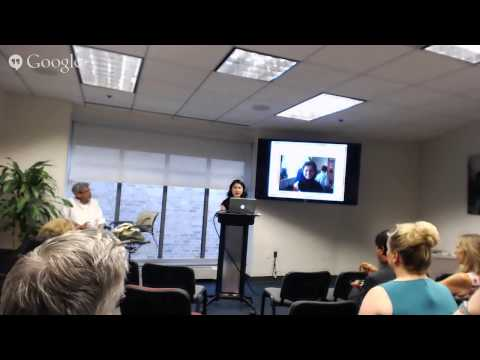 Talks @ Pulitzer: Mellissa Fung on Education in Afghanistan